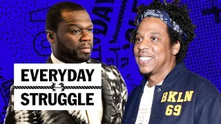 Jay-Z's First Move in NFL Partnership, Chris Brown Better Than Michael Jackson? | Everyday Struggle