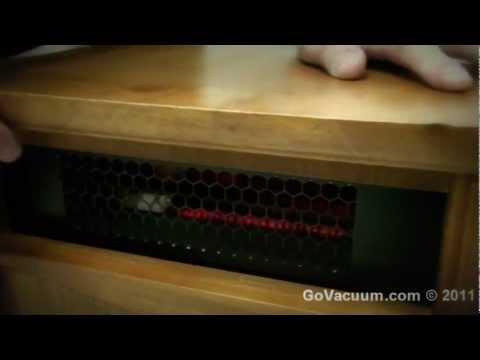 Review - Lifesmart Stealth-6 LS1500-6 1500 Watt Infrared Heater Energy Efficient 857786002205