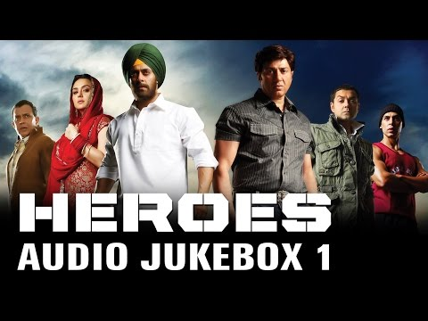 Heroes - Jukebox 1 (Full Songs)