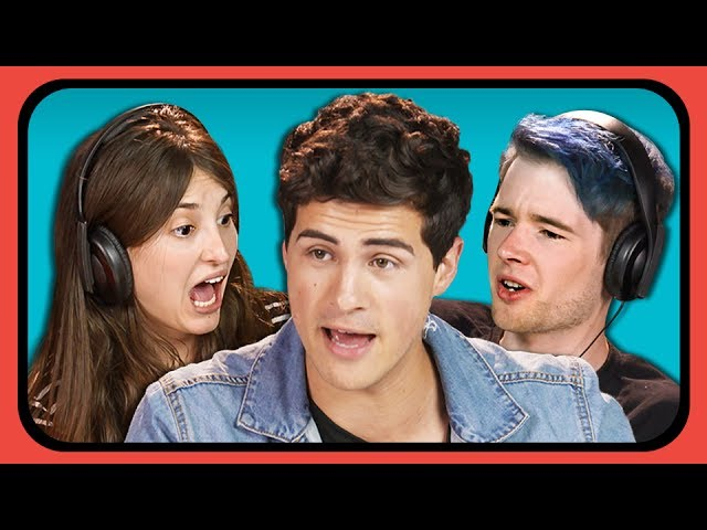 YOUTUBERS REACT TO TONGO (PARODY MUSIC VIDEOS)