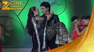 Zee Cine Awards 2006 Preity Zinta & SRK Dance