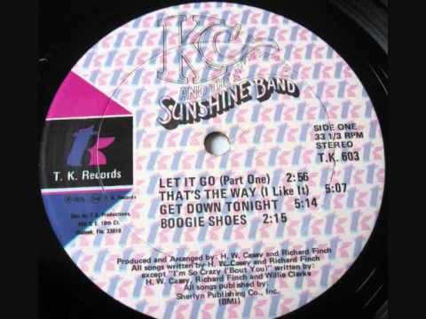 KC & the Sunshine Band - I get lifted