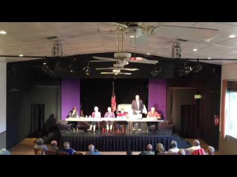The third Grand County Commissioners debate