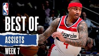 NBA's Best State Farm Assists from Week 7 | 2019-20 NBA Season