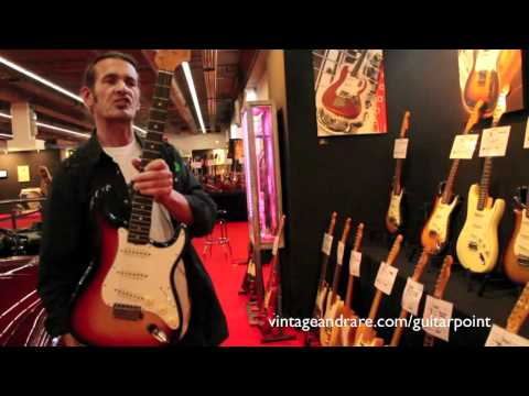 Vintage Fender Guitars / GuitarPoint / Frankfurt Show 2011 / Vintage&RareTV