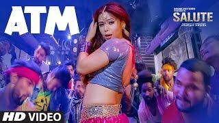 ATM: Manmohan Wairs | Salute |  Nav Bajwa, Jaspinder Cheema, Sumitra Pednekar | Punjabi Movie Songs