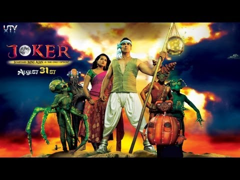 Joker | Official Trailer | Akshay Kumar - Sonakshi Sinha
