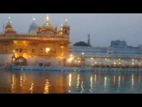 Harmandir Sahib Golden Temple Amritsar travel guide