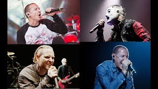 Chester Bennington VS Corey Taylor (Vocal Battle)