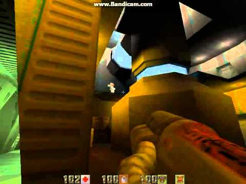 Let's Play Quake Two 82: When females ignore my rockets