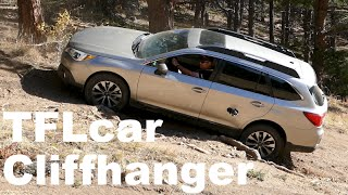 2015 Subaru Outback takes on the TFL Cliffhanger: Ultimate Off-Road Review
