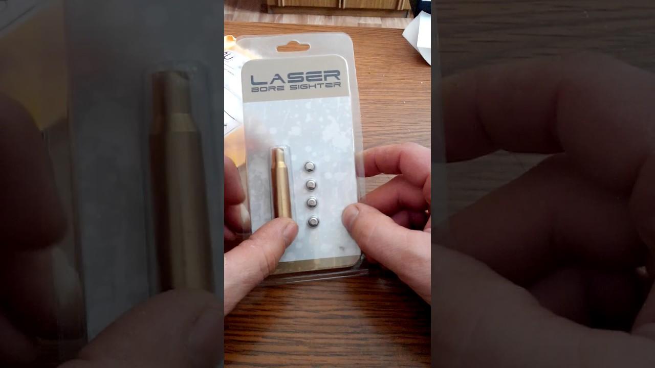 Лазерный патрон своими руками 762 55