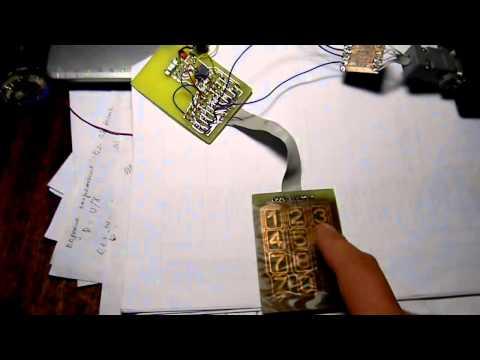 Как сделать кодовый замок своими руками 49