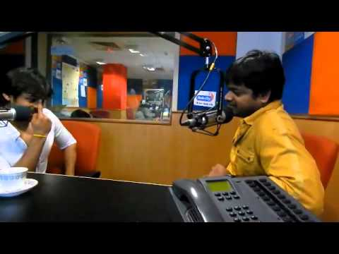 Sai Dharam Tej And Harish Shankar at Radio City Hyderabad Part - 1