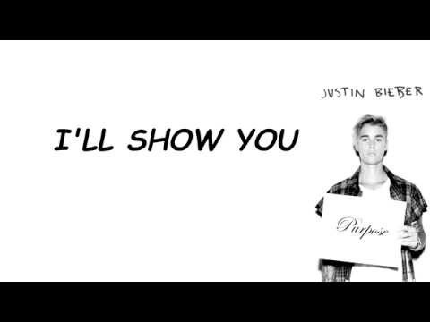 Cover Justin Bieber - I'll show you (lyrics en Español)