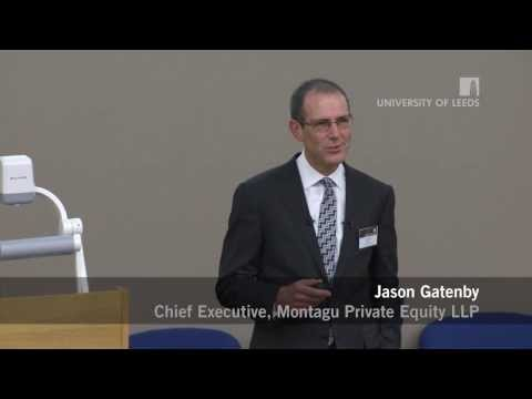 FT Masterclass Lecture with Jason Gatenby, Montagu Private Equity LLP, 18 March 2014