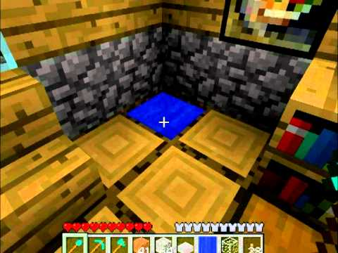 Minecraft mod le de maison syst me d 39 gout youtube for Modele maison minecraft