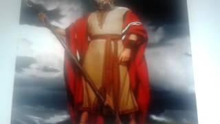 Le  grand  Monarque  retrouvera  l' Arche  d' Alliance  et gouvernera  avec  le bâton de Moïse