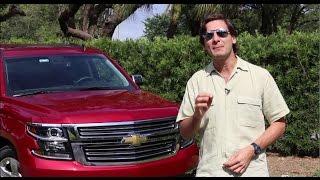 Prueba Chevrolet Suburban 2015 (Español)