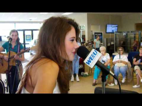 Pottstown, Pennsylvania singer/songwriter Kendal Conrad performs live on WEEU Radio during a live broadcast on 8/15/12 as a preview for her concert at the 2012 Lyons Fiddle Festival. Kendal...