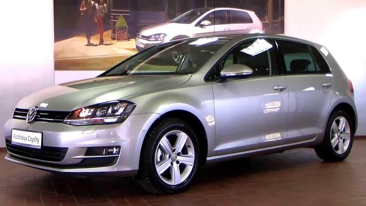 Volkswagen New Golf VII 1.4 TSI DSG Comfortline DW104204 Tungsten ...