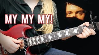 Download Lagu MY MY MY! Troye Sivan | EASY Guitar Tutorial! Gratis STAFABAND