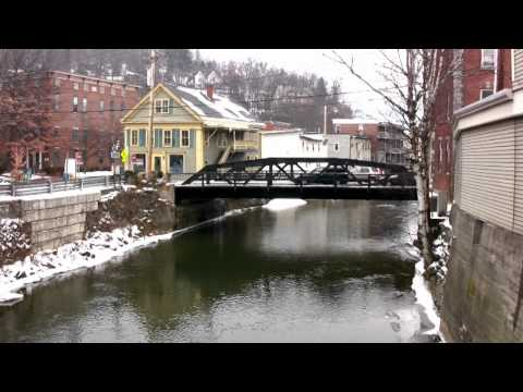 Montpelier, Vermont - New Year's Eve Day, 2011