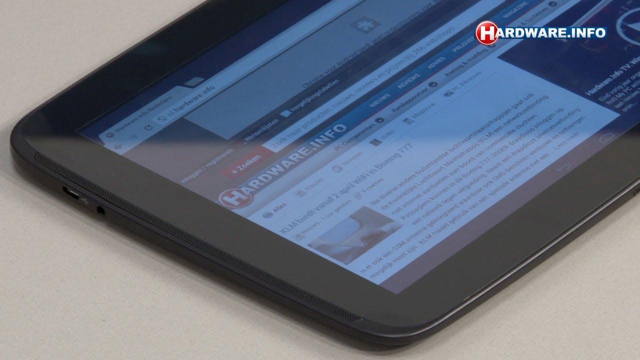 Google Nexus 10 tablet review