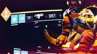 FASTEST RAID BOSS KILL (CHEATING) Emperor Calus Destiny 2