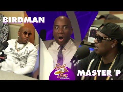 Birdman vs Charlemagne vs Master P #respeck