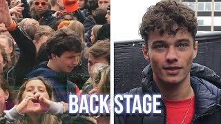 BACK STAGE BIJ DANCE TOUR ! 18 + | Steven Vegter
