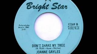 Joanne Gayles - Don't Shake My Tree