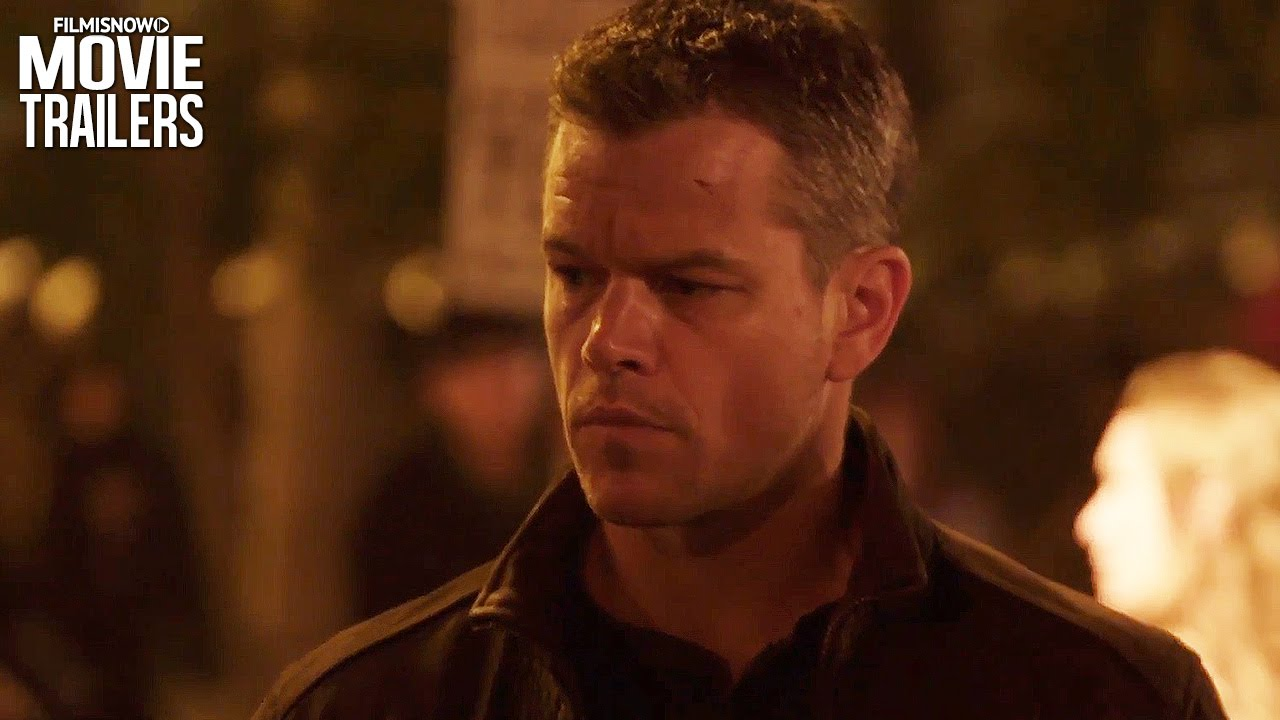 Jason Bourne 'Is Back' Featurette (2016)