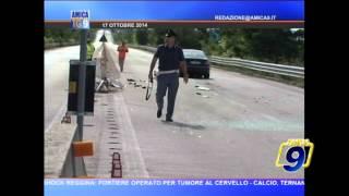 MINERVINO MURGE | Incidente mortale sulla R6
