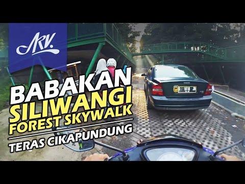22. Forest Skywalk Babakan Siliwangi | Teras Cikapundung - Mio - 2017