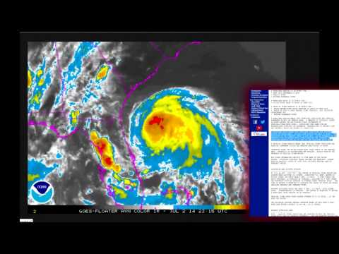 HURRICANE ARTHUR 4TH OF JULY EAST COAST STORM - NEWS247