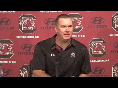 Shawn Elliott Post-Game Press Conference (Florida) - 11/14/15