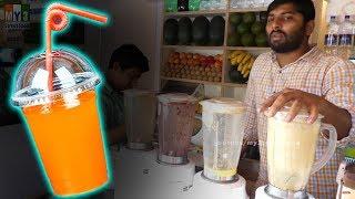 Fresh Orange Juice Recipe | ROAD SIDE HEALTH STREET FOODS