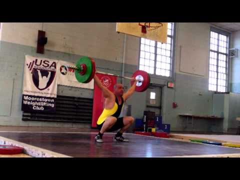 2013 National Masters 35-39s, 94KG