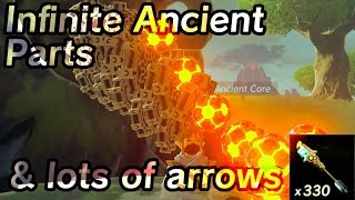 BotW Glitches & Tricks: Dynamic Object Glitch, & Arrow Farming