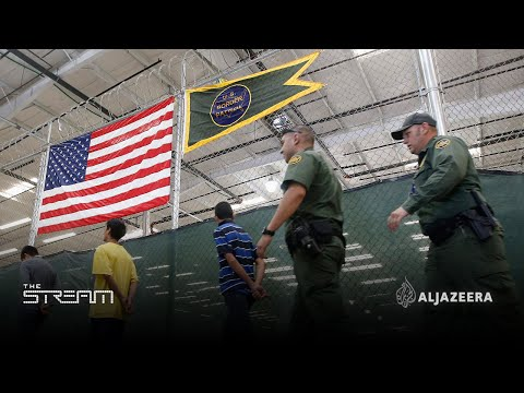 Central American migrants-A refugee crisis for the US