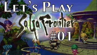 Let's Play SaGa Frontier Part 1