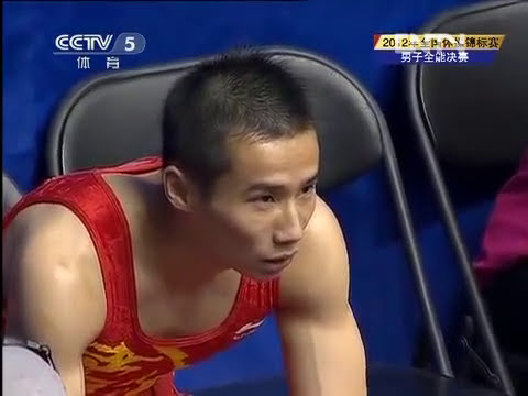 肖欽 XIAO Qin, AA - The 2012 Chinese Gymnastics Nationals / Olympic trials