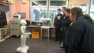 Welcome to Pepper