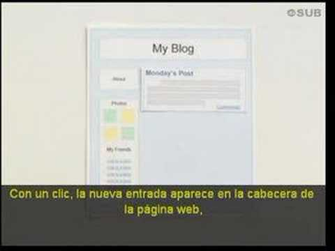 Blogs in plain english (subtitulado al español)