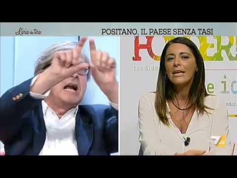 Sgarbi vs Picierno: 'Idea fusa, cameriera di Renzi, nullità assoluta!