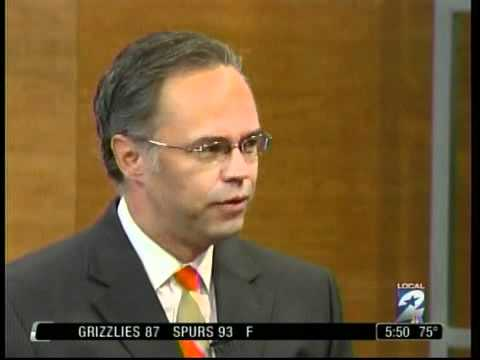 LightsOut Houston 2011 | Andy Bergman - KPRC Channel 2 News