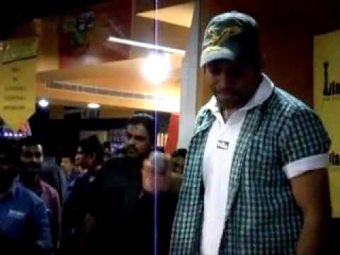 Indian Idol 5 Sreeram's Rehnuma Album Launch - Song Tu Hi Meri Shab.flv video