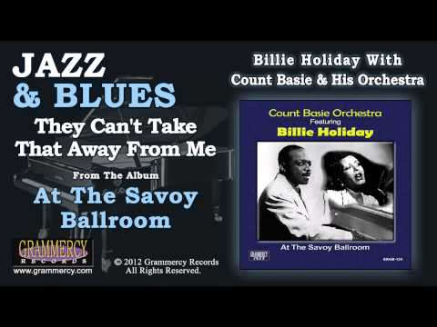 Billie Holiday - They Can