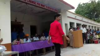 Bollywood robotic dance